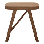 Haru Side Table (Black Oak)