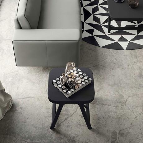 Haru Side Table (Black Oak)
