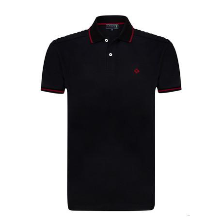 Sholdy Polo Shirt // Black (S)