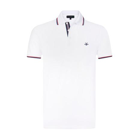 Pauly Polo Shirt // White (S)