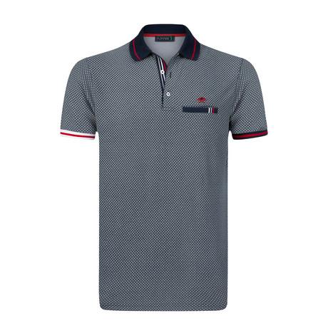 Pary Polo Shirt // Navy (S)