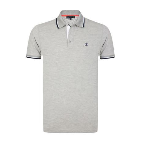 Modana Polo Shirt // Grey (S)