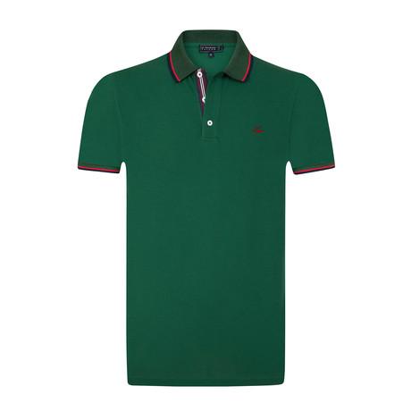 Pauly Polo Shirt // Green (S)
