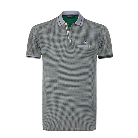 Pary Polo Shirt // Grey (S)