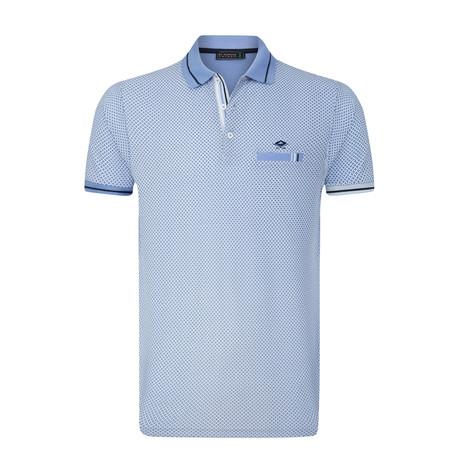 Pary Polo Shirt // Baby Blue (S)