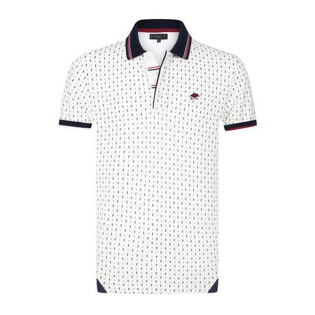 Deeply Polo Shirt // White (S)