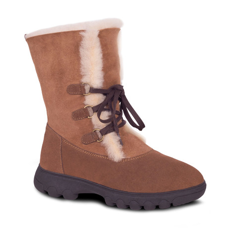 Women's Rosalita Boot // Chestnut (US: 9)