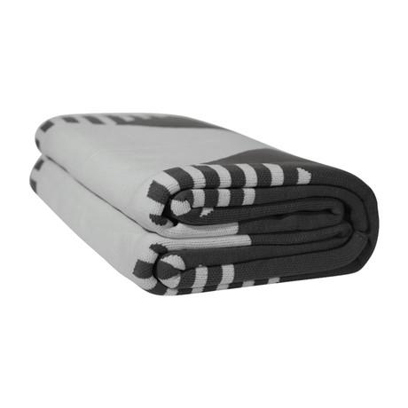 Premium Woven Blanket // Charcoal Mezcal