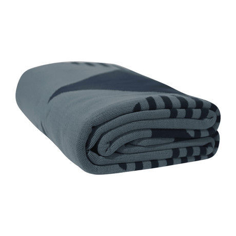 Premium Woven Blanket // Denim Mezcal