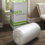 Memory Foam Mattress with Cooling Technology (Full)