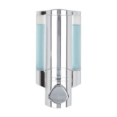 Aviva Dispenser // Chrome (1 Chamber)