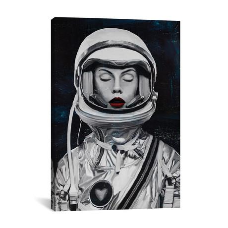 """Astronauta (12""""W x 18""""H x 0.75""""D)"""