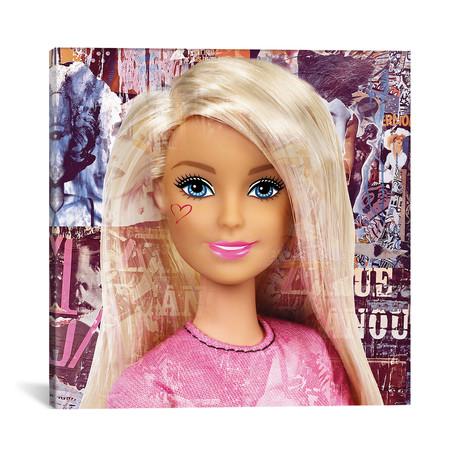 "Barbie (12""W x 12""H x 0.75""D)"