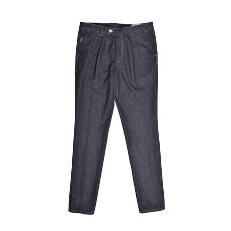 Leisure Fit Pants // Blue (30WX32L)