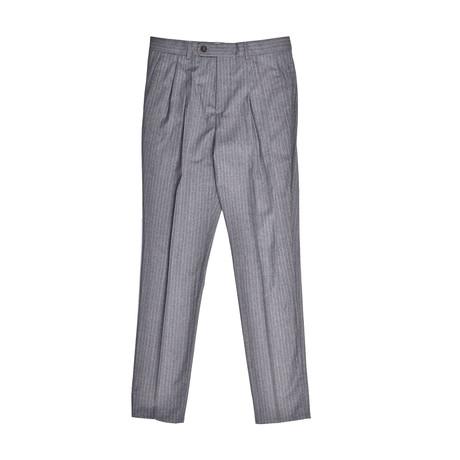 Wool Casual Dress Pants // Gray (30WX32L)