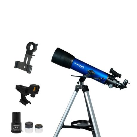 S102 Telescope + Moon Filter Bundle