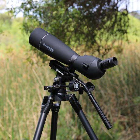 Wilderness Scope + Binoculars Bundle
