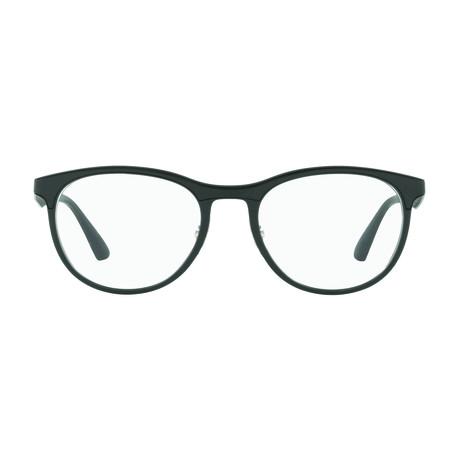 Men's Nylon Optical Frames V1 // Black