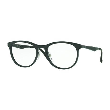 Men's 0RX7116 Optical Frames // Black