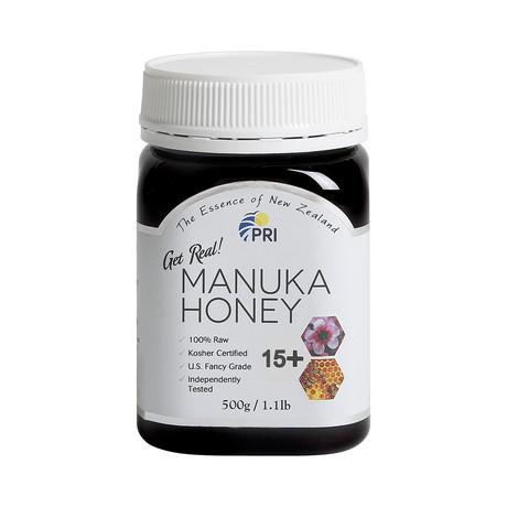 Get Real! Manuka Honey // 15+