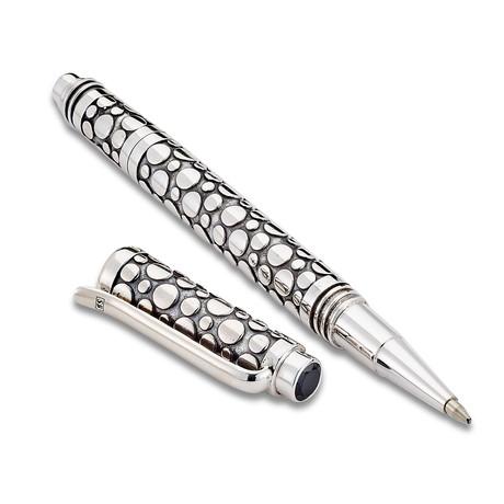 Bali Dot Design Pen // Sterling Silver // Sterling Silver