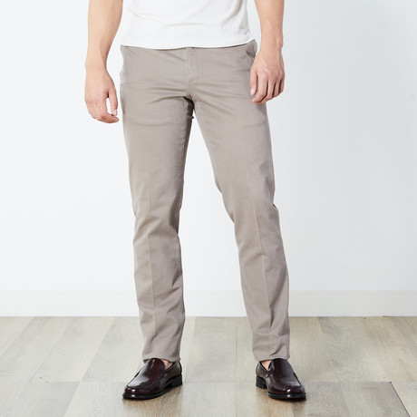 Jagger Tailored Pant // Taupe (Euro: 46)