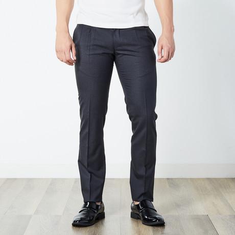 Remi Tailored Pant // Black (Euro: 46)