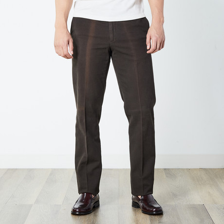 Franco Tailored Pant // Brown (Euro: 46)