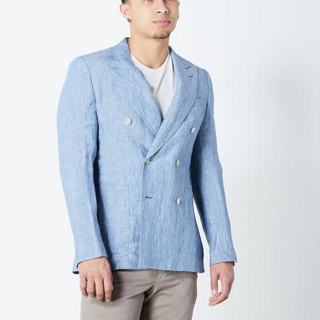 Gerrald Tailored Jacket // Blue (Euro: 46)