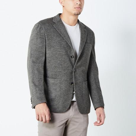 Armani Half Lined Tailored Jacket // Gray (Euro: 46)