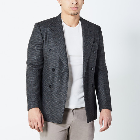 Brody Half Lined Tailored Jacket // Gray (Euro: 46)