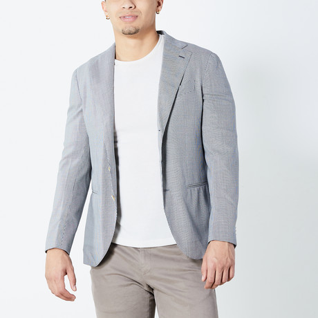 Victor Half Lined Tailored Jacket // Gray (Euro: 46)