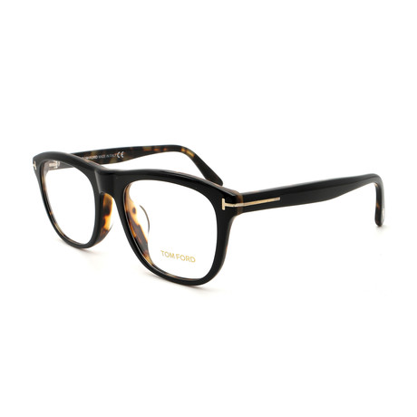 Unisex FT548054005 Optical Frame // Shiny Black