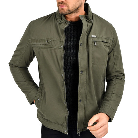 Pennsylvania Jacket // Green (S)
