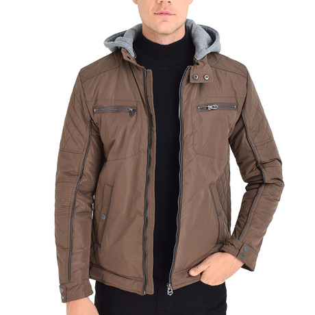 Indiana Jacket // Brown (S)