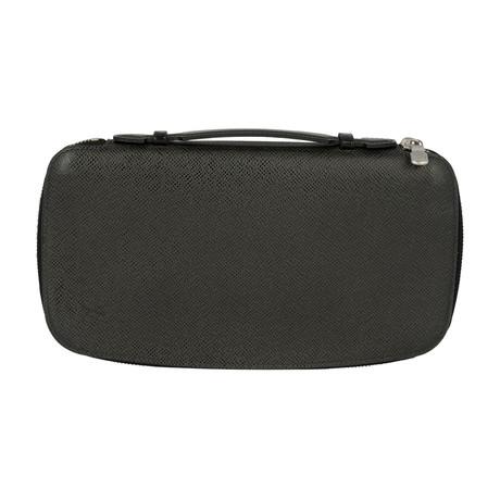 Louis Vuitton // Taiga Atoll Travel Organizer // Black // Pre-Owned