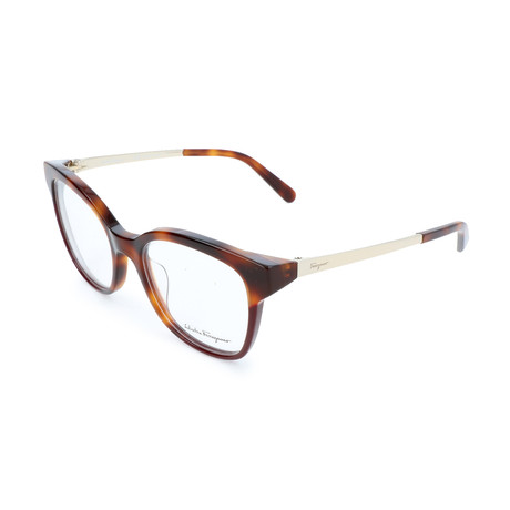 Unisex Isabelle Optical Frames // Tortoise + Red