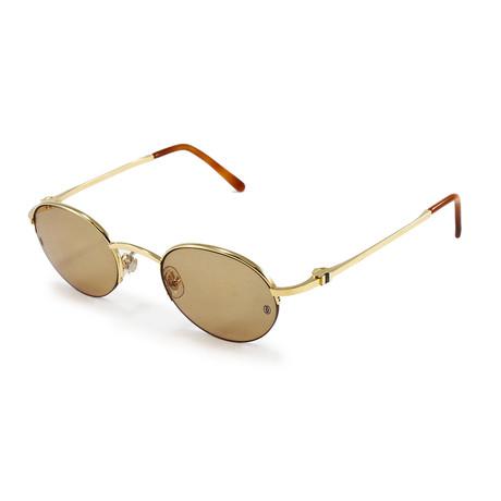 Unisex MOG17309 Sunglasses // Pale Gold