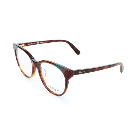 Women's Anya Optical Frames // Havana