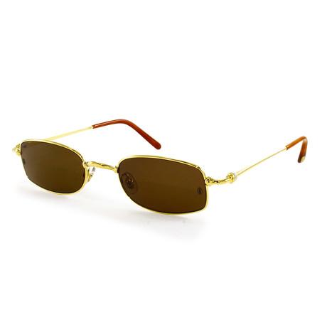 Unisex SAD86PZ3 Sunglasses // Pale Gold