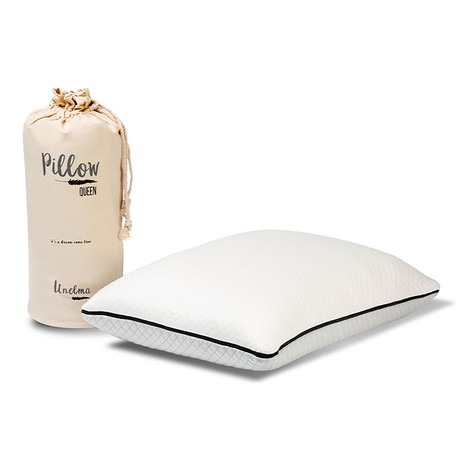 Adjustable Bamboo Pillow (Queen)
