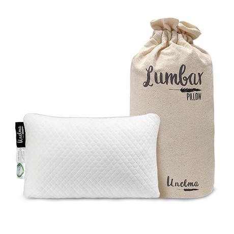 Lumbar Bamboo Pillow