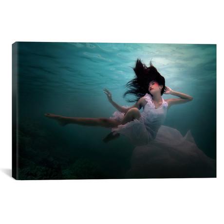"Beneath The Sea // Martha Suherman (18""W x 12""H x 0.75""D)"
