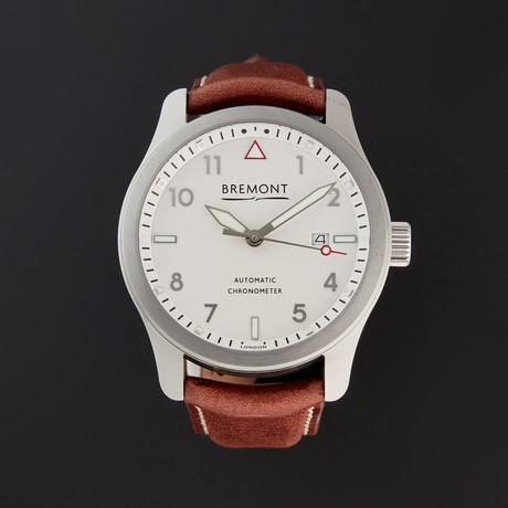 Bremont Solo Automatic // SOLO/WH-SI // Pre-Owned