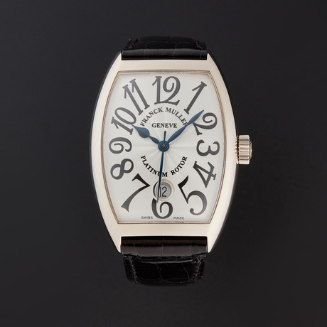 Franck Muller Cintree Curvex Automatic // 7851 SC DT // Pre-Owned