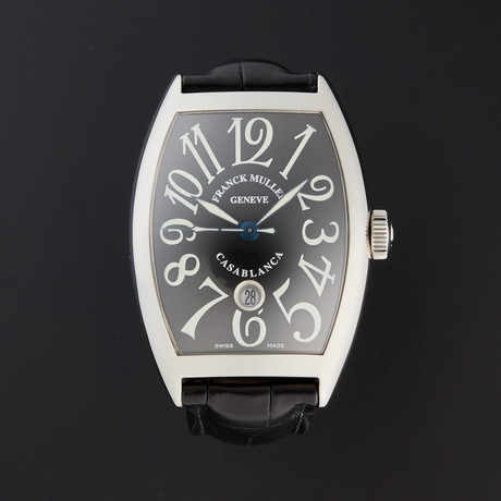 Franck Muller Casablanca Automatic // 8880 C DT ACB // Pre-Owned