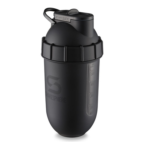 ShakeSphere View // 700mL // Black