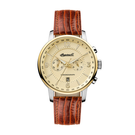 Ingersoll The Grafton Chronograph Quartz // I00603