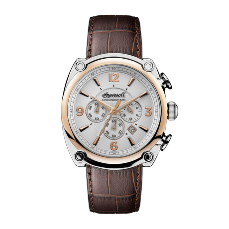 Ingersoll The Michigan Chronograph Quartz // I01203