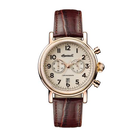 Ingersoll The Daniells Chronograph Quartz // I01001